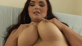 Sex appeal breasty Marcela gets her eager putz plowed like there's no tomorrow