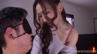 Spicy big titted Sayuki Kanno loves getting boned and drilled