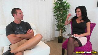 Big breasted Veronica Avluv is sensational and always ready for some hot screwing